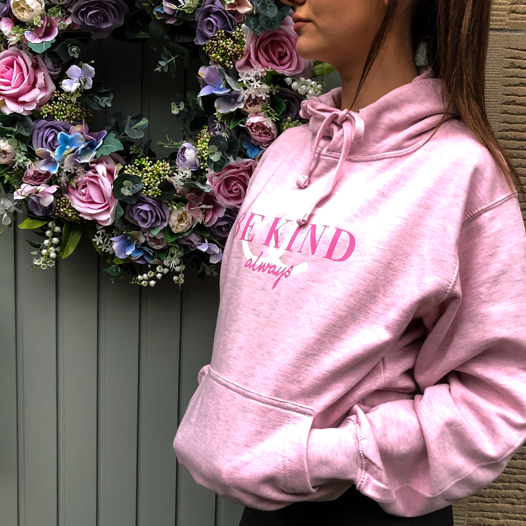 BE KIND always hoodie