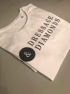 Dressage and diamonds t-shirt (XL size 16)