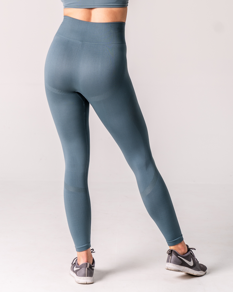 Refresh Seamless Leggings - Teal