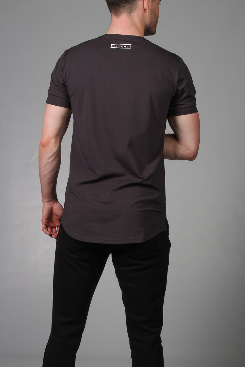 Transform Performance Tee - Forest Grey