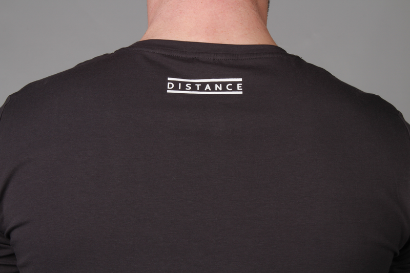Transform Performance Tee - Forest Grey - DistanceWear