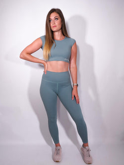 Infinity Leggings - Ocean