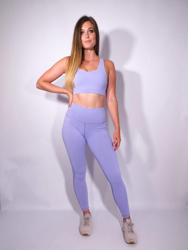 Infinity Leggings - Orchid