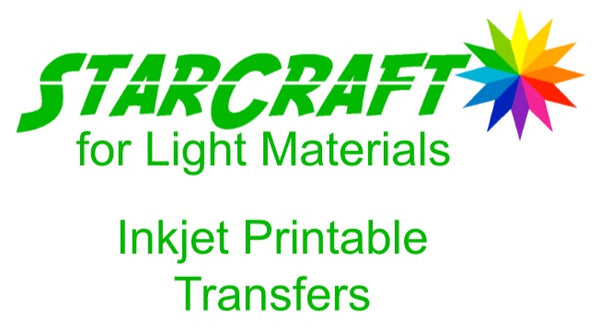 graphic regarding Starcraft Inkjet Printable Transfers named TBL Craft Provide