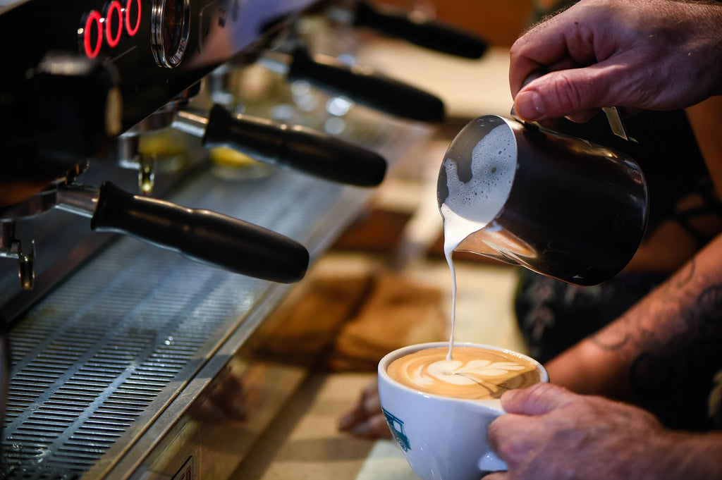 "How the name ""Monkey Bite Espresso"" came to be."