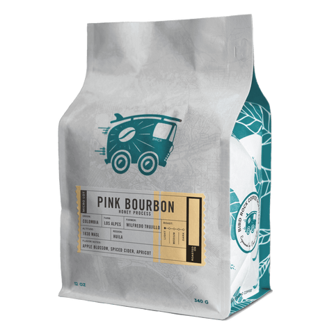 Pink Bourbon Honey