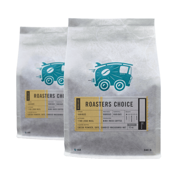 Roasters Choice Subscription Box - Monthly