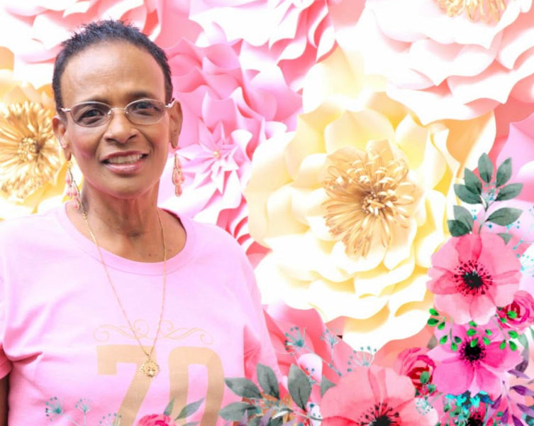 My Mother, 5 Years Breast Cancer Free By: Keisha Greaves