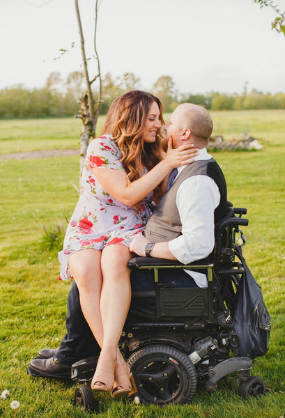 Dating with a Disability – Yes, it's possible!