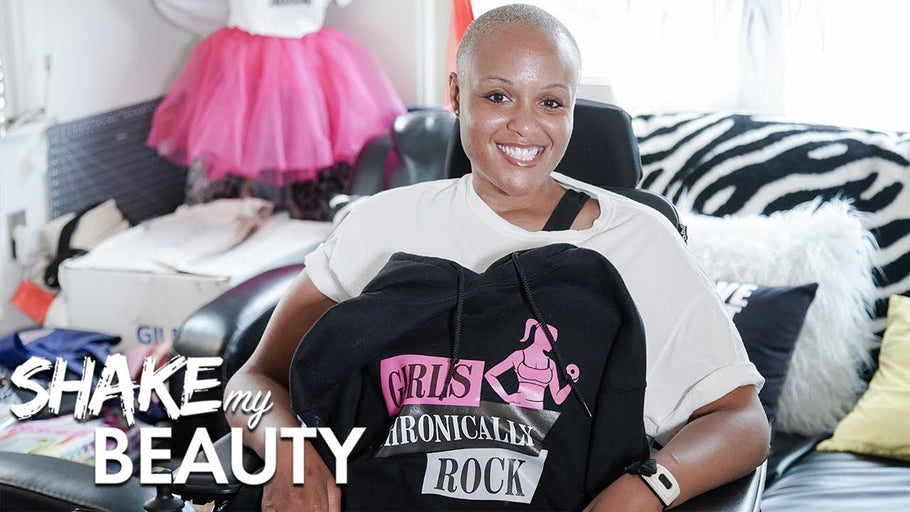 SHAKE MY BEAUTY-Paralysed Fashionista Designs Clothes For The Disabled | SHAKE MY BEAUTY-KEISHA GREAVES