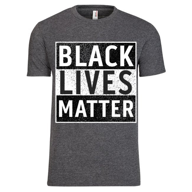 BLACK LIVES MATTER BOX LOGO