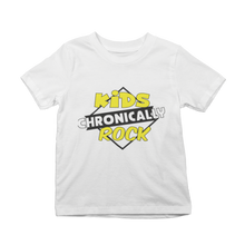 Kids and Adults T-shirts-Girls Chronically Rock