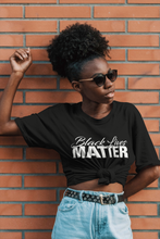 BLACK LIVES MATTER COUPLE T-SHIRTS