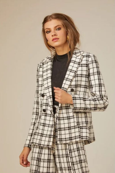 BLAZER IORANE 110324 TWEED B&P
