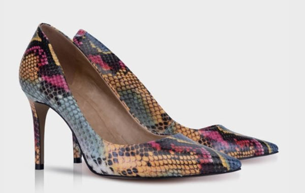 SCARPIN CARRANO 195009E PYTHON MAGIC