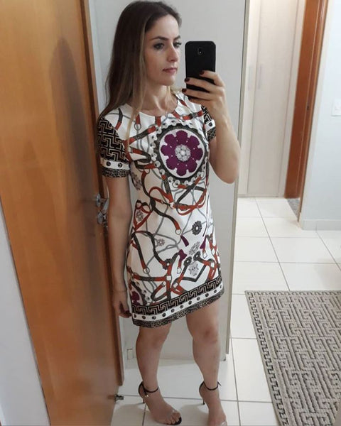 VESTIDO STUDIO21 14824 OFF ESTAMPADO