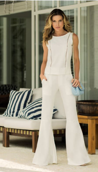 CONJUNTO RAIZZ 17697.254 MANOELY OFF WHITE