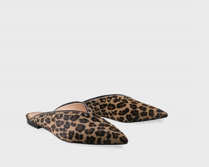 RASTEIRINHA CARRANO 154701 MULET ANIMAL PRINT