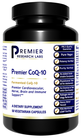 CoQ-10, Premier by Premier Research Labs