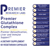Premier Glutathione Complex by Premier Research Labs