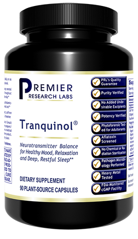 Tranquinol® by Premier Research Labs