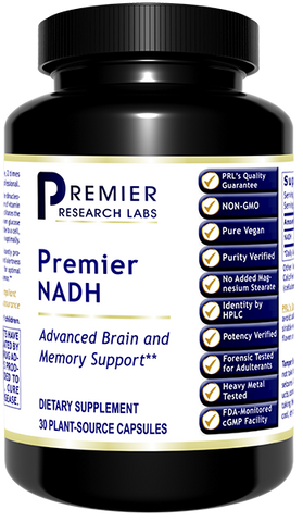 NADH, Premier by Premier Research Labs