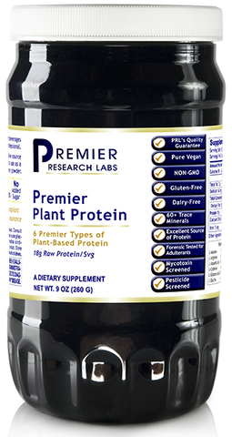 Plant Protein New! by Premier Research Labs