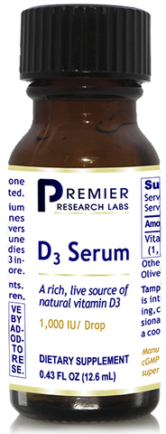 D3 Serum by Premier Research Labs
