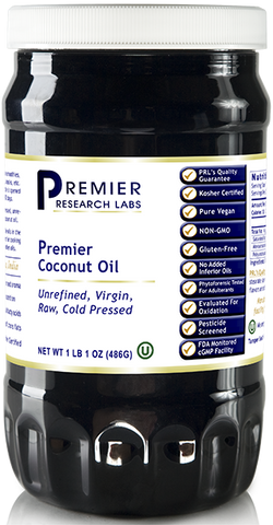 Coconut Oil by Premier Research Labs