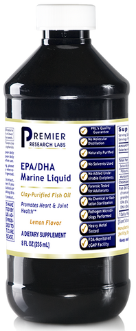 EPA-DHA Marine Liquid (8 fl oz)  by Premier Research Labs (New)