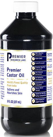 Castor Oil by Premier Research Labs