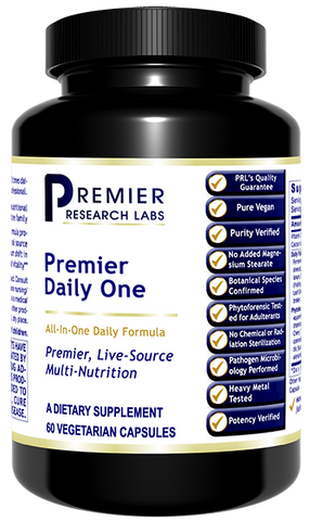 Daily One Multi 60 (caps) by Premier Research Labs
