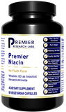 Niacin, Premier by Premier Research Labs