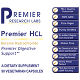Premier HCL (90 caps) by Premier Research Labs