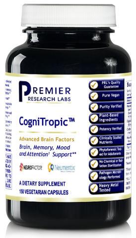CogniTropic ™ by Premier Research Labs