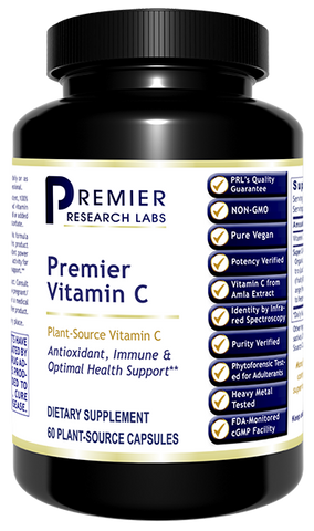 Vitamin C (botanical) by Premier Research Labs