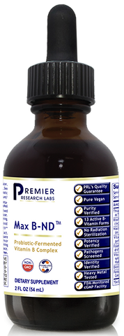 Max B-ND (2 fl oz) by Premier Research Labs
