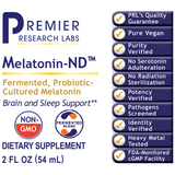 Melatonin-ND™ (2 fl oz) by Premier Research Labs
