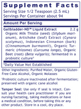 Gallbladder-ND™ by Premier Research Labs