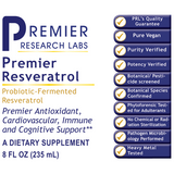 Premier Resveratrol™ (8 fl oz) by Premier Research Labs