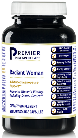 Radiant Woman by Premier Research Labs