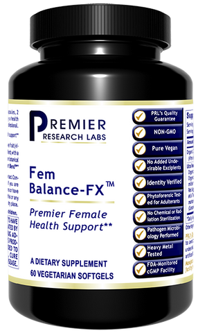 Fem Balance-FX (60 caps) by Premier Research Labs