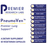PneumoVen™ by Premier Research Labs