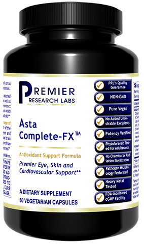 Asta Complete-FX by Premier Research Labs