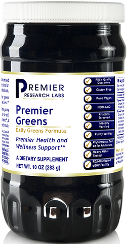 Premier Greens Powder by Premier Research Labs