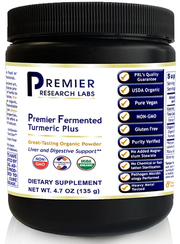 Premier Fermented Turmeric Plus by Premier Research Labs