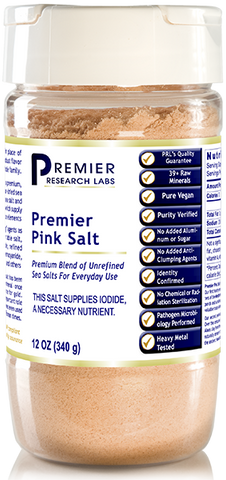 Pink Salt (12oz) by Premier Research Labs