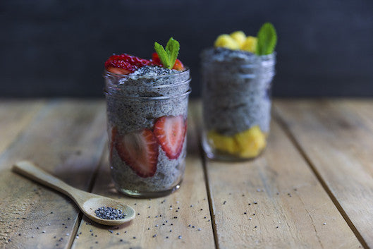 Coconut Greens Anti-inflammatory Chia pods