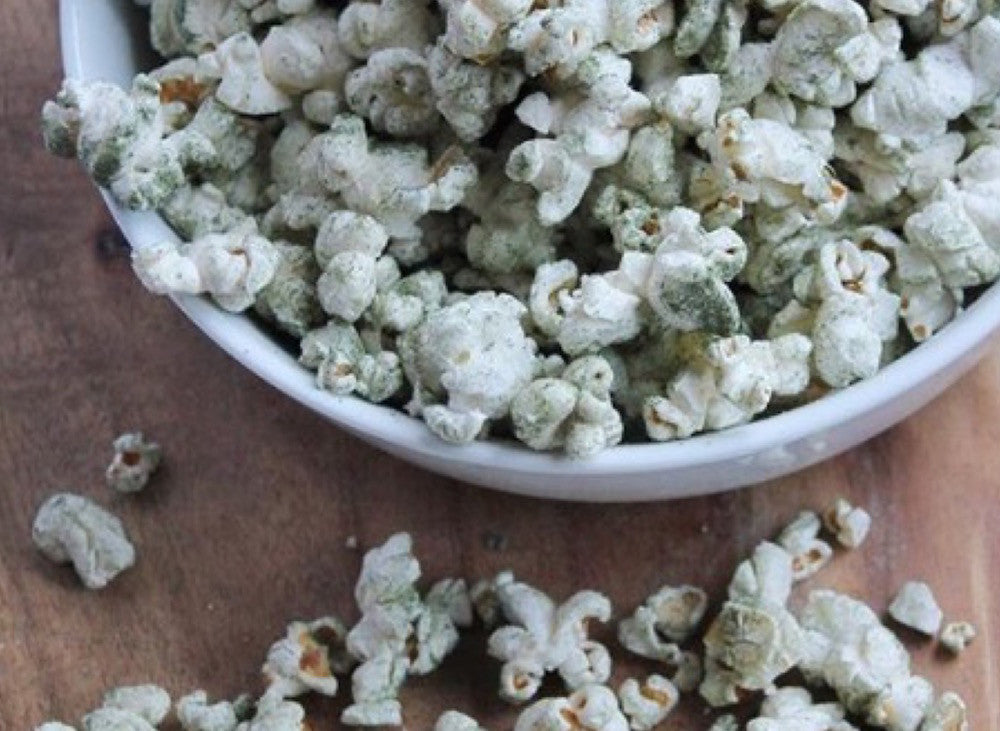 Popcorn done the Coconut Greens way