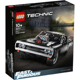 LEGO Technic Fast & Furious Dom's Dodge Charger 42111 Race Car Building Set, New 2020 (1,077 Pieces) brickskw bricks kw q8 kuwait onilne store bricksq8